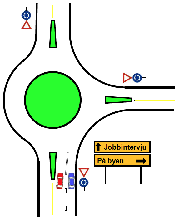 rundkjøring 3