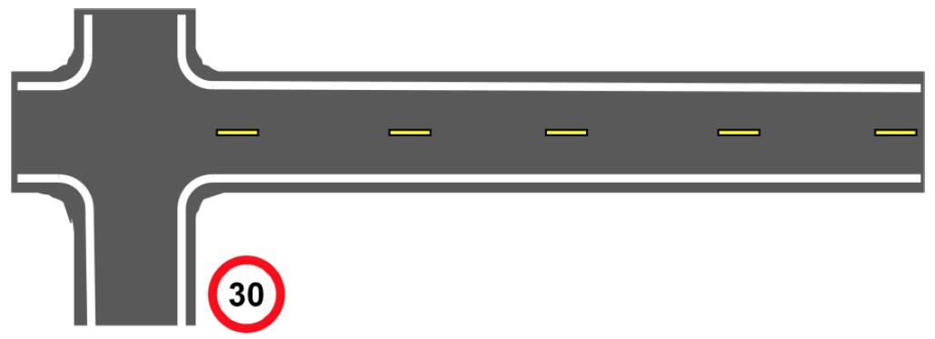 Fartsgrenser vei 1